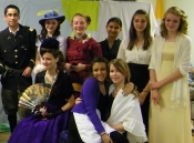 2012-9-10th grade play cast pic