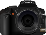flomar_DSLR_Camera openclipart-org