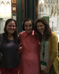 with St. Gianna Molla's daughter